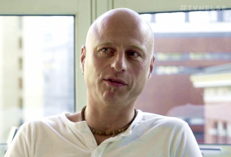 Lars Omdal expert på  Levaxin - Foto: TV-Helse.no