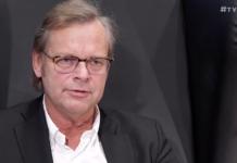 Ralf Sundberg berättar om fettlever - Foto: TV Helse i Norge
