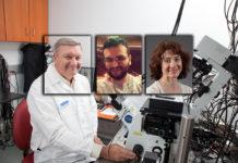 John S. Condeelis, George S. Karagiannis och Maja H. Oktay - Foton: Einstein.yu.edu - Kollage: TV-helse.se
