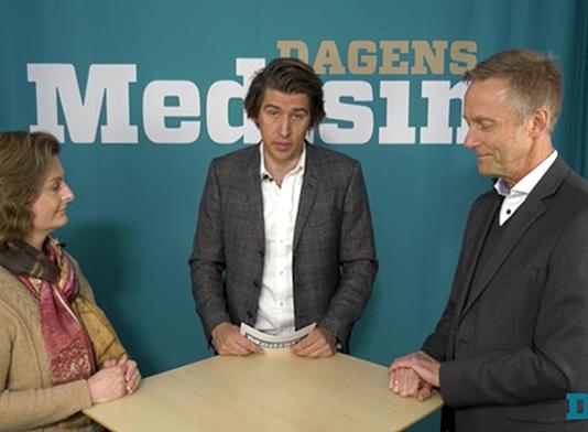 Debatt om läkemedelskostnader - Foto: Dagens Medisin (norska Dagens Medicin)