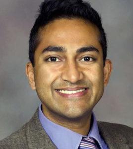 Vinay Prasad - pressfoto