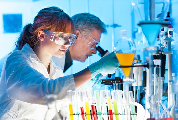 Medicinsk forskning på cancerläkemedel