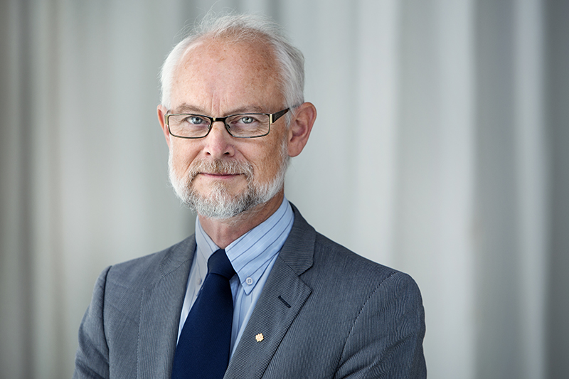 Kungliga Vetenskapsakademien -Pressfoto: Markus Marcetic