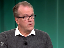 Professor Lars Engstrand, KI - Foto: TV4 Play