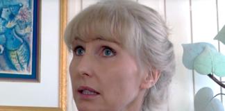 Anna Ljøgodt är expert på medicinsk yoga. Foto: Arnt-Olav Enger, TV Helse Norge