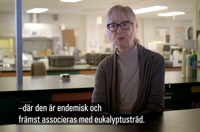 Karen Bartlett, mikrobiolog