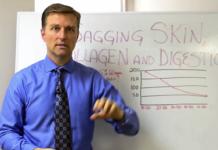 Dr Eric Berg är expert kollagen-Berg. Foto: Bergs kanal på YouTube