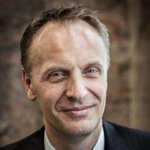 Richard Horton, chefredaktör på The Lancet. Pressfoto