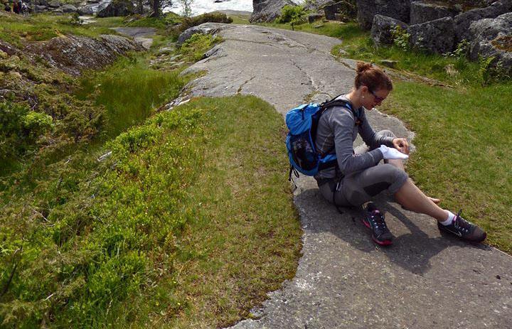 Marianne Strømstad botade Multipel skleros med koständring - Foto: privat