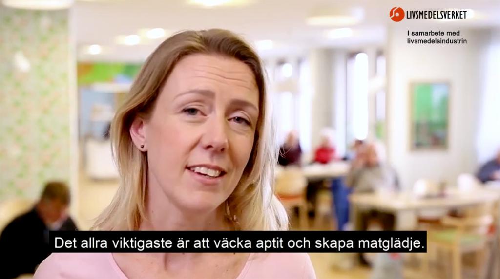 "Livsmedelsverket - ""Måltider i ädreomsorgen"", 2018."