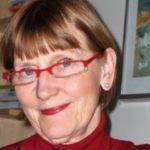 Margareta Lundström, pressfoto