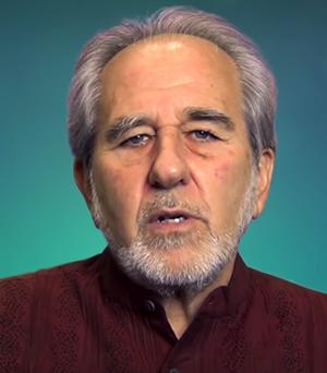 Bruce Lipton är en av Västs mest kända experter inom epigenetik. Foto: eget verk