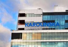 Karolinska Universitetssjukhuset. Pressfoto: Carin Tellström