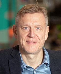 Staffan Strömblad, professor vid institutionen för biovetenskaper och näringslära vid Karolinska Institutet. Pressfoto: KI