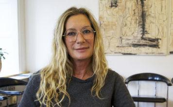 Tina Horstedt - Foto: Anna Böhlmark, Almanova.eu
