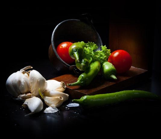 Vegan kost - Foto: Christine Sponchia. Licens: CC0 1.0, Pixabay.com