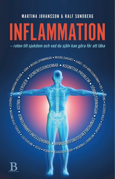 Bok: Inflammation : roten till sjukdom och vad du själv kan göra för att läka