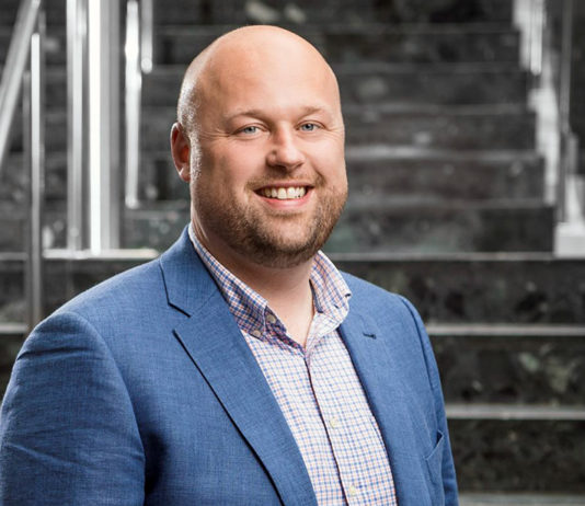 Carl Jarnling, enhetschef på eHälsomyndigheten. Pressfoto: eHalsomyndigheten.se