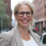 Linda Granlund, divisionschef för folkhälsa - Pressfoto: Finn Oluf Nyquist, norska Helsedirektoratet
