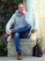 Professor Rickard Sandberg - KI pressfoto