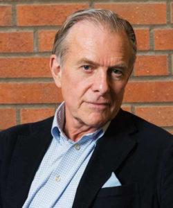 Professor Anders Björkman vill utrota malaria. Pressfoto: Mattias Ahlm för KI.se