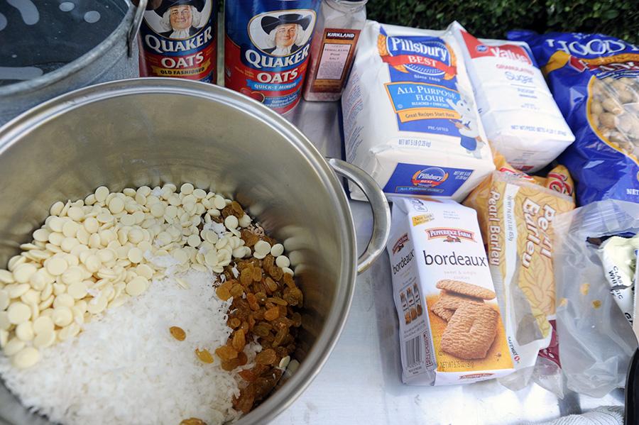 Spannmålsprodukter och socker. Foto: Wonderlane. Licens: CC BY 2.0, Flickr.com