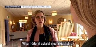 Ursula Flatters - Foto: skärmdump från SVT.se