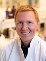 Läkaren och forskaren Petter Brodin. Pressfoto: Ulf Sirborn för KI.se