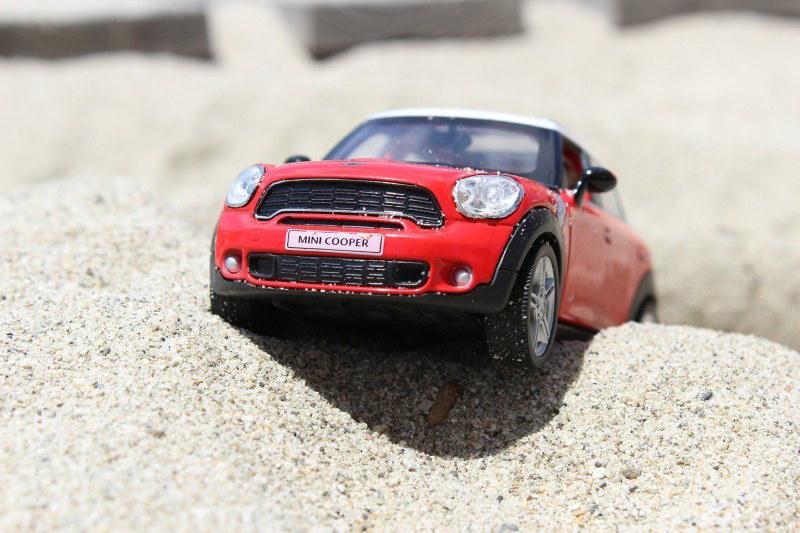Hyra Mini Cooper i Costa del Sol. Foto tillhandahållet av LEOlytics.com