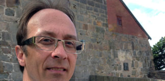 Jesper Billing, selfie