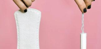 Bindor och tamponger. Foto: Adobe Stock
