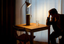 Depression, psykisk ohälsa. Foto: Florian Pérennès. Licens: Unsplash.com (free use)