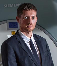 Dr Robin Carhart-Harris. Pressfoto: Imperial.ac.uk