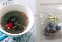 Kinesiskt vitt te. Foton: Madeleine Lidman