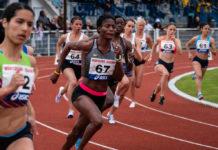 Idrottskvinnor under 34:e internationella Elite Athletics Meeting i Montgeron-Essonne, France. Foto: Nicolas Hoizey. Licens: Unsplash.com