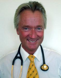 Allan Fjelstrup är insatt i progesteron. Pressfoto.