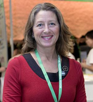 Pernille Bruusgaard, överläkare. Foto: Kristin Rosmo