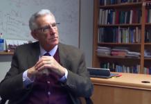 Professor Thomas Seyfried, Boston College. Foto: Arnt-Olav Enger, TV Helse Norge