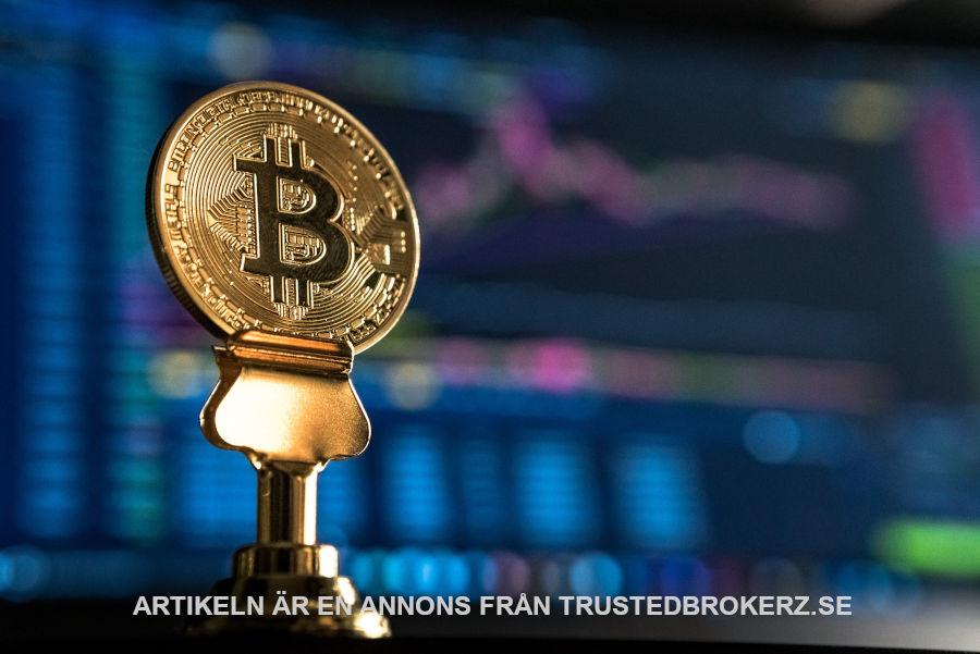 Handel med kryptovalutor. Foto: Andre Francoies McKanzie. Licens: Unsplash.com