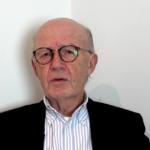 Lars Bern varnar för Cancerfondens propaganda, 2 jan 2020. Foto: Lars Bern för NewsVoice