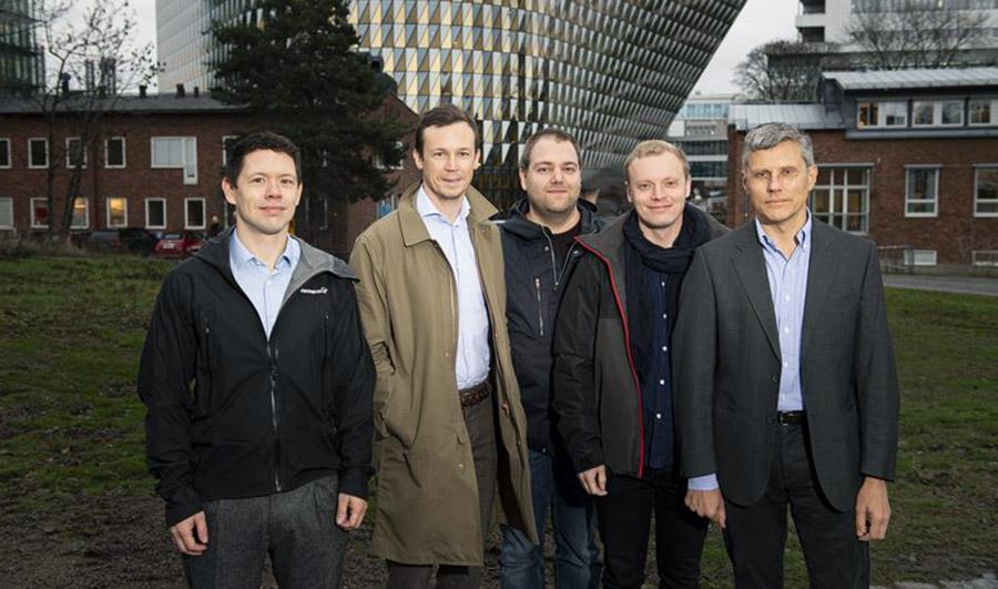Forskare vid Karolinska Institutet och Tammerfors universitet i Finland.