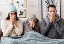 Säsongsinfluensa. Foto: AdobeStock.com