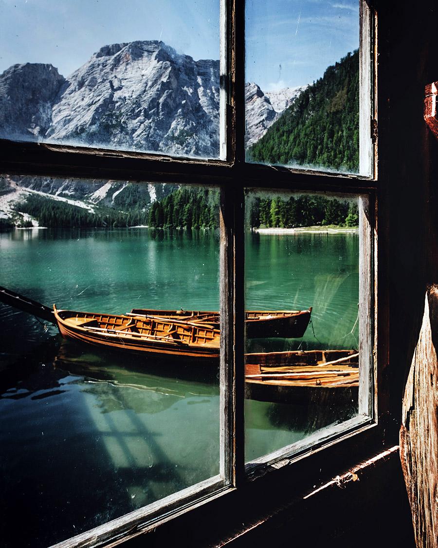 Spendera tid i naturen. Foto: Luca Bravo.