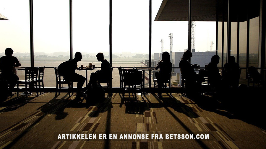 Lufthavn. Bilde: Eak K. Lisens: Pixabay.com