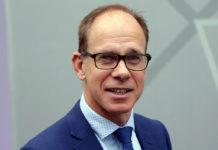 Professor Robert Thomas. Pressfoto
