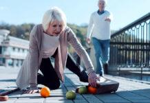 Äldres fallolyckor. Foto: AdobesStock.com