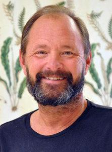 Professor Björn Olsen. Pressfoto: Uppsala Universitet