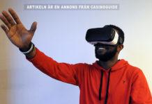Virtual reality. Foto: Hammer Tusk. Licens: Unsplash.com