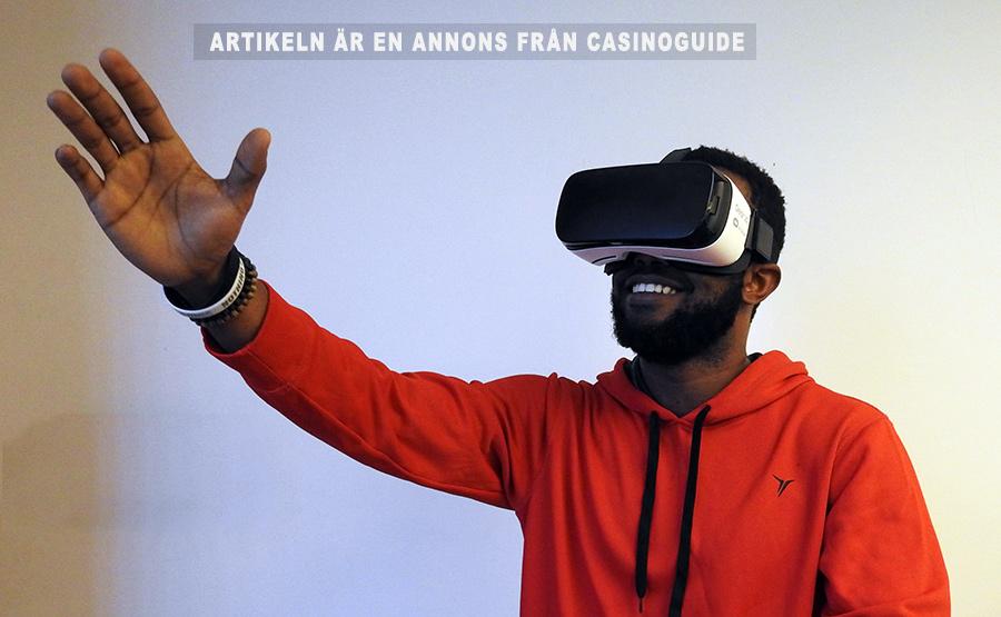 Virtual Reality i spelvärlden. Foto: Hammer Tusk. Licens:  Unsplash.com