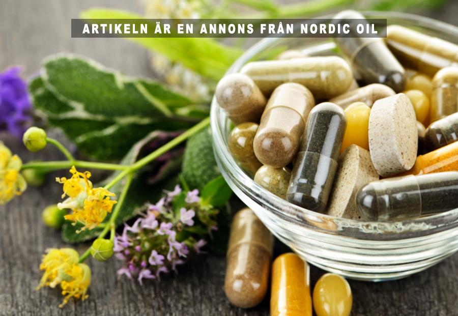 5 naturliga kosttillskott. Foto: Elena Elisseeva. Licens: Mostphotos.se
